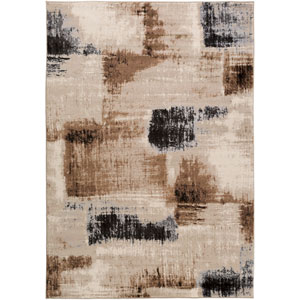 Nova Neutral Rectangular: 7 Ft. 8-Inch x 10 Ft. 6-Inch Rug