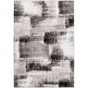 Nova Gray Rectangular: 7 Ft. 8-Inch x 10 Ft. 6-Inch Rug