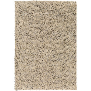 Newton Black and Gray Rectangular: 5 Ft. 7-Inch x 7 Ft. 11-Inch Rug