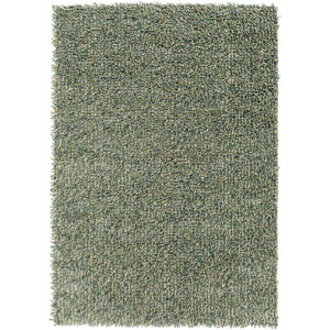 Newton Blue and Green Rectangular: 5 Ft. 7-Inch x 7 Ft. 11-Inch Rug