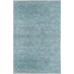 Opulent Blue Rectangular: 8 Ft x 10 Ft Rug