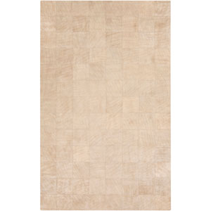 Outback Beige Rectangular: 2 Ft x 3 Ft Rug