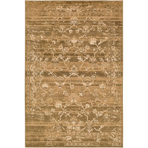 Paramount Brown Rectangular: 2 Ft x 3 Ft Rug