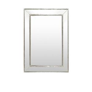 Pemberton Silver 28-Inch Tall Wall Mirror