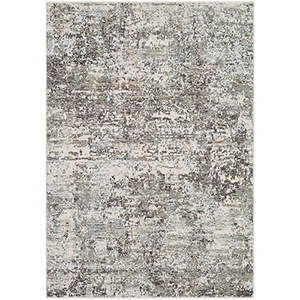 Presidential Grey Rectangular: 9 Ft. x 13 Ft. 1 In. Rug