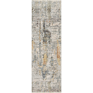 Presidential Grey Runner: 3 Ft. 3 In. x 10 Ft. Rug