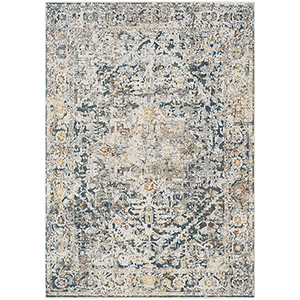 Presidential Pale Blue Rectangular: 7 Ft. 10 In. x 10 Ft. 3 In. Rug