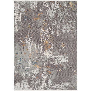 Presidential Grey Rectangular: 7 Ft. 10 In. x 10 Ft. 3 In. Rug