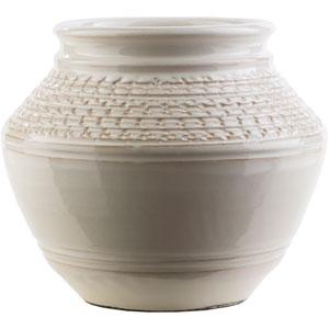 Piccoli Beige Medium Table Vase