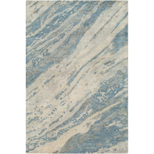 Pisces Multicolor Rectangular: 2 Ft. x 3 Ft. Rug