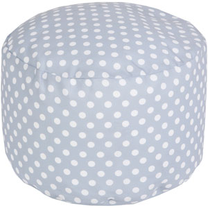 Gray and Neutral Poufs Cylinder Pouf