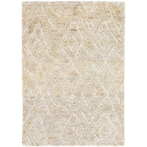 Papyrus Neutral Rectangular: 2 Ft x 3 Ft Rug