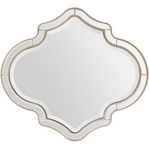 Pratima Gold Wall Mirror