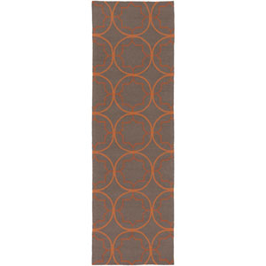 Rain Rectangular: 2 Ft. 6 In. x 8 Ft. Rug