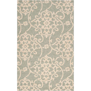 Rain Rectangular: 5 Ft. x 8 Ft. Rug
