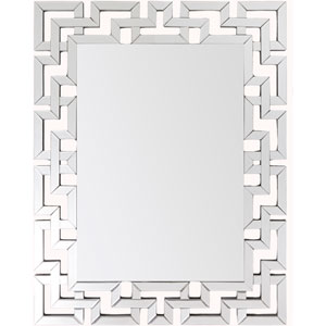 Radcliff Silver Wall Mirror