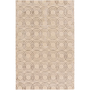Ridgewood Neutral Rectangular: 4 Ft x 6 Ft Rug by Alexander Wyly