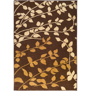 River Home Brown Rectangular: 2 Ft. 2-Inch x 3 Ft. Rug