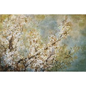 Blue Blossom: 48 x 32-Inch Print