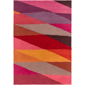 Scion Multi-Color Rectangular: 2 Ft x 3 Ft Rug by Scion