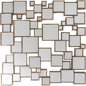 Strickland Silver Wall Mirror