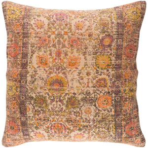Shadi Neutral and Black 30-Inch Pillow Cover