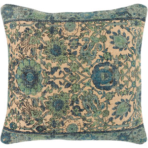 Shadi Multicolor 18 x 18 In. Throw Pillow Cover