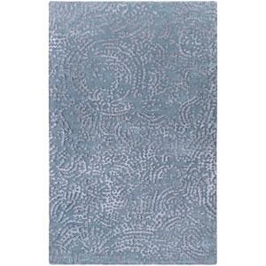 Shibui Pale Blue Rectangular: 5 Ft. x 8 Ft. Rug