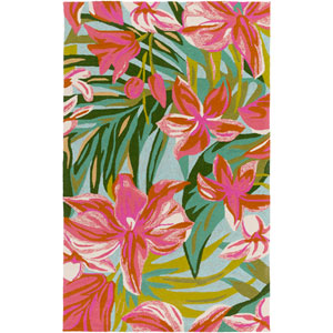Skye Multicolor Rectangular: 2 Ft x 3 Ft Rug