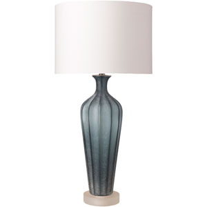 Sloane Blue Table Lamp