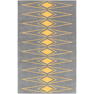 Solid Bold Rectangular: 8 Ft. x 10 Ft. Rug