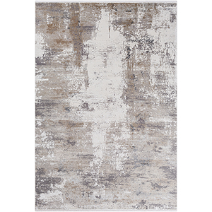 Solar Taupe Rectangular: 5 Ft. x 7 Ft. 6 In. Rug