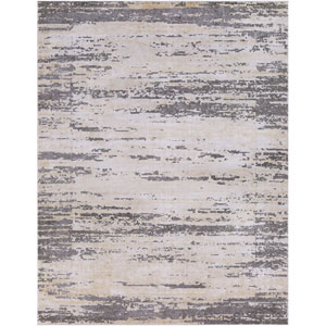 Tibetan Neutral Rectangle: 7 Ft. 10 In. x 10 Ft. 3 In. Rug