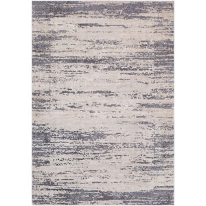 Tibetan Neutral Rectangle: 9 Ft. 3 In. x 12 Ft. 3 In. Rug