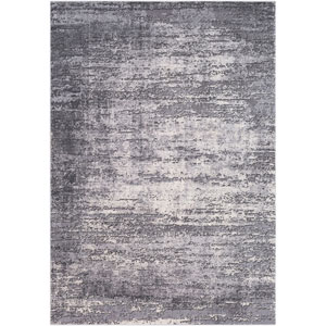 Tibetan Neutral Rectangle: 6 Ft. 7 In. x 9 Ft. 6 In. Rug