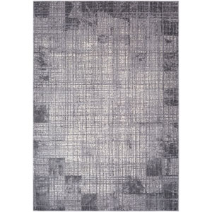 Tibetan Neutral Rectangle: 5 Ft. 3 In. x 7 Ft. 6 In. Rug