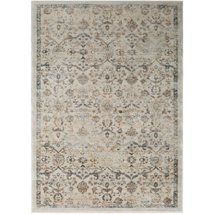 Tharunaya Multicolor Rectangular: 5 Ft. 3 In. x 7 Ft. 6 In. Rug