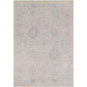 Tranquil Gray Rectangular: 8 Ft. x 10 Ft. Rug