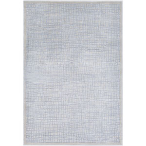 Tranquil Gray and Taupe Rectangular: 5 Ft. x 7 Ft. 6 In. Rug