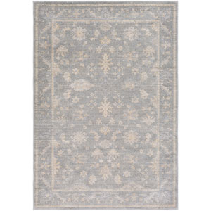Tranquil Gray and Taupe Rectangular: 8 Ft. x 10 Ft. Rug