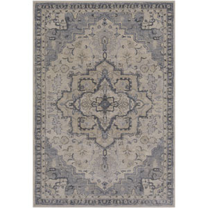 Tranquil Multicolor Rectangular: 2 Ft. x 3 Ft Rug
