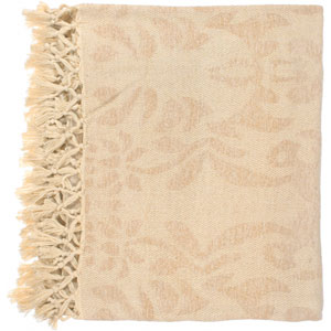 Tristen Beige 50 x 70 Throw