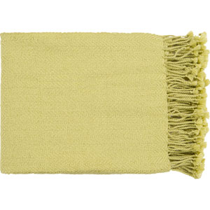 Turner Lime  Throw