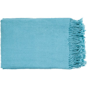 Turner Aqua Throw