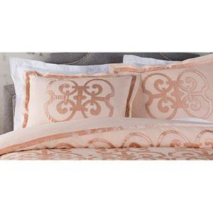 Versaille Pink Standard Sham