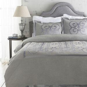 Versaille Slate California King Bed Skirt