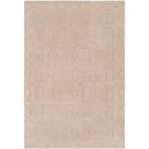 Vernier Khaki Rectangular: 2 Ft. x 3 Ft. Rug