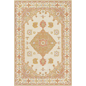 Viva Rose Rectangular: 5 Ft. x 7 Ft. 6 In. Rug