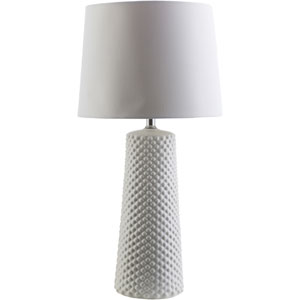 Wesley White One-Light Table Lamp