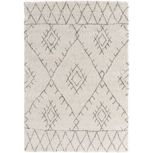 Wilder Neutral and Brown Rectangular: 7 Ft. 11-Inch x 10 Ft. 10-Inch Rug